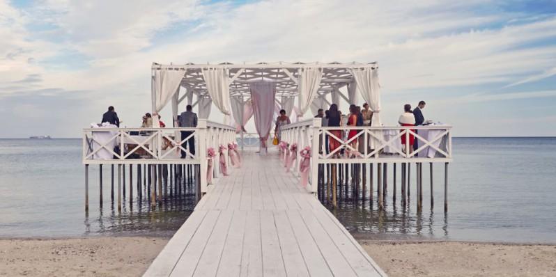 ... Simple Ideas For Beach Wedding ...