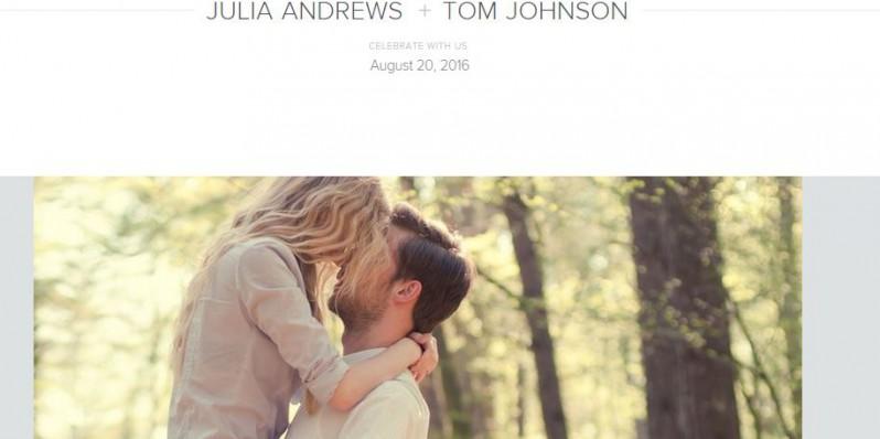 wedding websites reviews