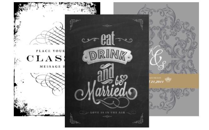 DIY Wedding Labels For Wine Bottles