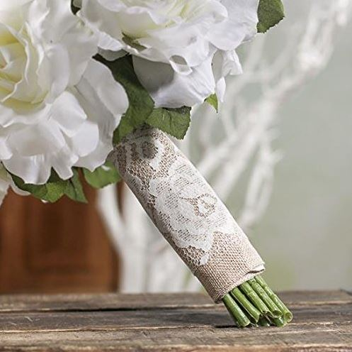 Burlap-bouquet-wrap