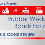 Rubber Wedding Bands For Men