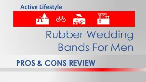 Rubber Wedding Bands For Men