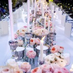 Simple Elegant Wedding Table Decorations