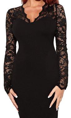 Bust Black-dress2