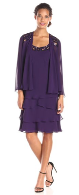 Bodycon wedding guest dress for women over 50