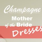 Pictures for champagne mother of the bride dresses