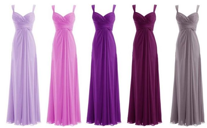 Pictures For Purple Mother Of The Bride Dresses