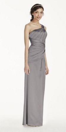 One-shoulder-evening-dress