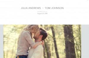 Best Free Wedding Website Builder