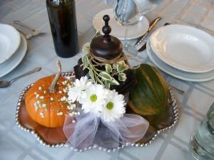DIY Fall Wedding Centerpieces Decorations