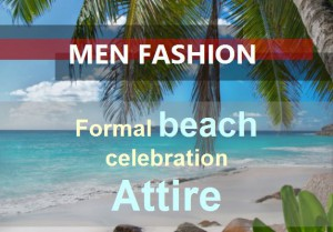 Beach Formal Attire Men