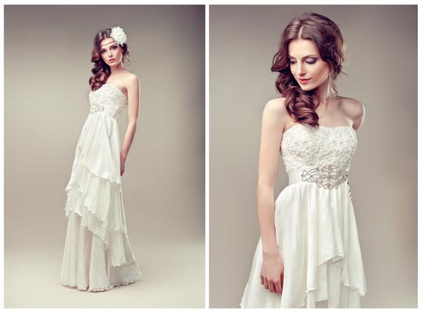 Casual Wedding Dresses - Outdoor Weddings - Outside The Box Wedding