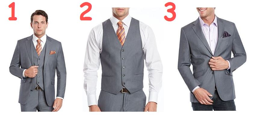 Formal Beach Wedding Men Attire - Outside The Box Wedding