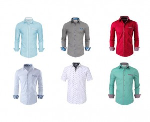 Men's beach wedding shirts