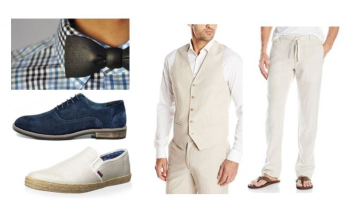 Men Beach Wedding Attire Ideas - Outside The Box Wedding