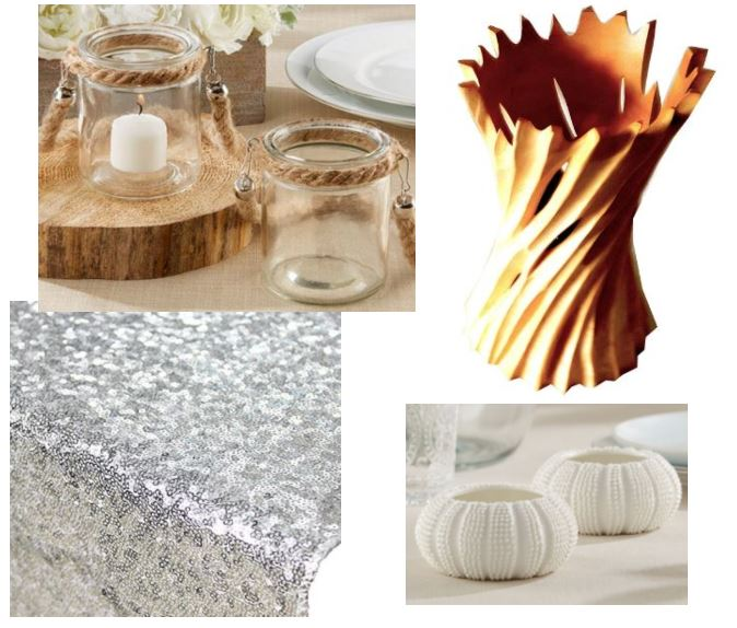 Wedding Centerpieces On A Budget: Beach Wedding Centerpiece Ideas On A Budget