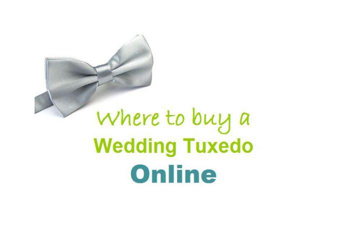 Where to buy a wedding tuxedo