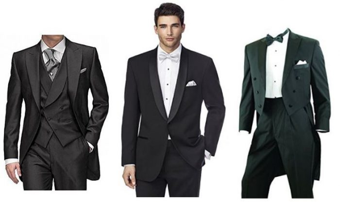Classic Dark Color Groom Tuxedo