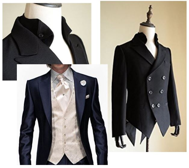 Unique Wedding Tuxedos - Victorian and Modern Styles - Outside The ...