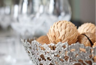 French country wedding centerpieces