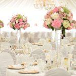Large wedding centerpieces sale