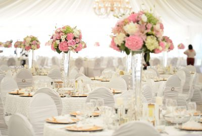 Large wedding centerpieces sale