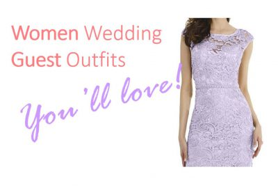 Wedding guest outfits for women