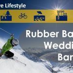 Rubber Band Wedding Bands
