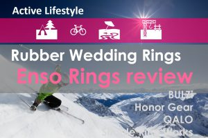 Rubber Rings Wedding Bands