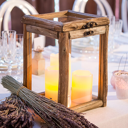 Top 19 Country Wedding Decorations