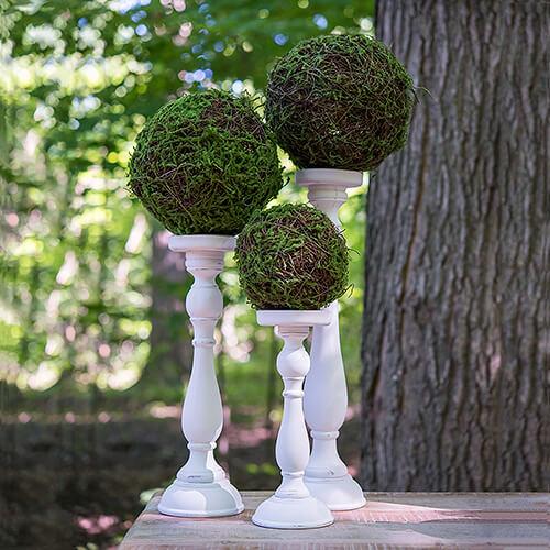 Shabby Chic Wedding Table Decorations: Wedding Table Centerpiece Ideas