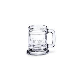 Beer mug style shot glass