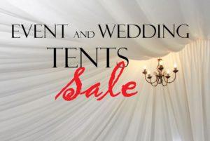 Event tents sale