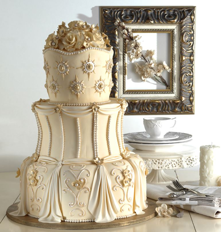 Wedding Cake Recipes From Scratch