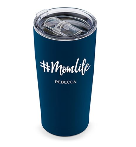 Coffee travel cup wedding gift